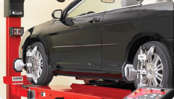 Car Alignment Solutions