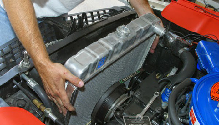 Radiator Replacement