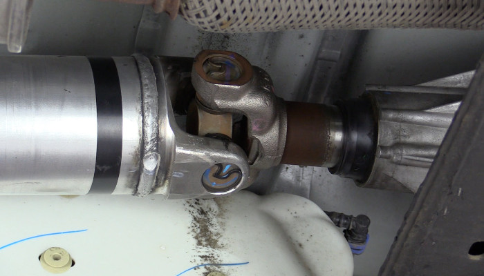 Axles and U-Joints