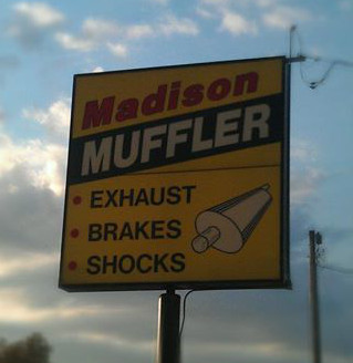 Madison Muffler and Auto Repair Royal Oak MI 48067 48068 48073