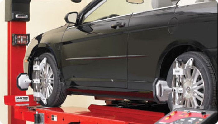 Car Alignment Solutions
